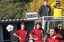 Trhové Sviny odjížděly ze Suchého Vrbného s prázdnou, Lokomotiva zvítězila zaslouženě 2:0.
