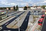 Cesty z parkoviště budou pro řidiče zdarma, ostatní se nově linkou 23 svezou s jízdenkou.