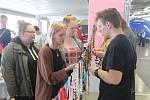 Šestý ročník Kabelkového veletrhu Deníku se uskutečnil ve středu 4. září v českobudějovickém IGY Centru.