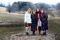 Parta nadšenců plánuje vytvořit u Rudolfova komunitní zahradu