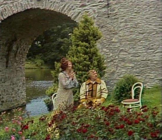 Záběr z pohádky O kráse a štěstí.