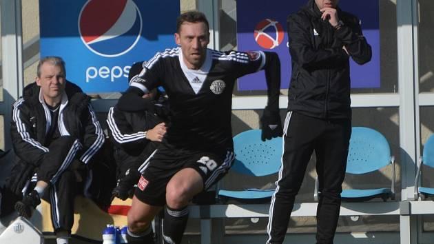 Jan Šimák se v zápase proti Č. Krumlovu blýskl parádním gólem z voleje.