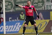 Tomáš Řepka v Olomouci pomohl Dynamu uhájit čisté konto.