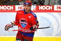 Michal Hudec je hráčem pro play off. Tuto pověst bude chtít potvrdit i v semifinále proti Karlovým Varům.