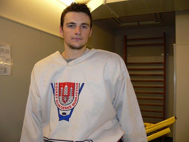 Vladimír Stejskal v této sezoně převzal roli nejproduktivnějšího hráče juniorky.