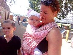 Maminkám předává odborné i osobní zkušenosti Anna Sattranová.