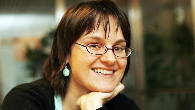 Redaktorka zpravodajství Michaela Vrácovská je v práci spokojená.