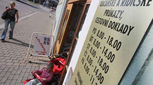 Rodiče a pasy pro děti v Českých Budějovicích