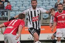 Richard Kalod v zápase s Pardubicemi rozhodl o výhře Dynama.