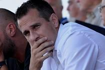 První rok ve funkci šéfa Dynama má za sebou Martin Vozábal.