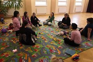 Mateřské a rodinné centrum Vrábče pořádá nebo spolupořádá řadu akcí. Od dětských dnů až po úklid přírody.