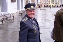 Plukovník Milan Malý cvičil izraelské piloty.