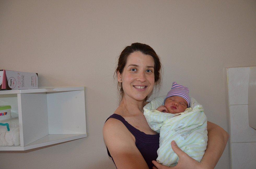 Ze své prvorozené dcery se radují od 18. 1. 2019 Kamila Horská a Branislav Šrámek z Hluboké nad Vltavou. Viktoria Šrámková se narodila ve 3.49 h., vážila 3,86 kg.