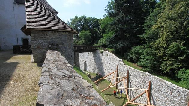 Hrad v současnosti nabízí tři prohlídkové trasy.