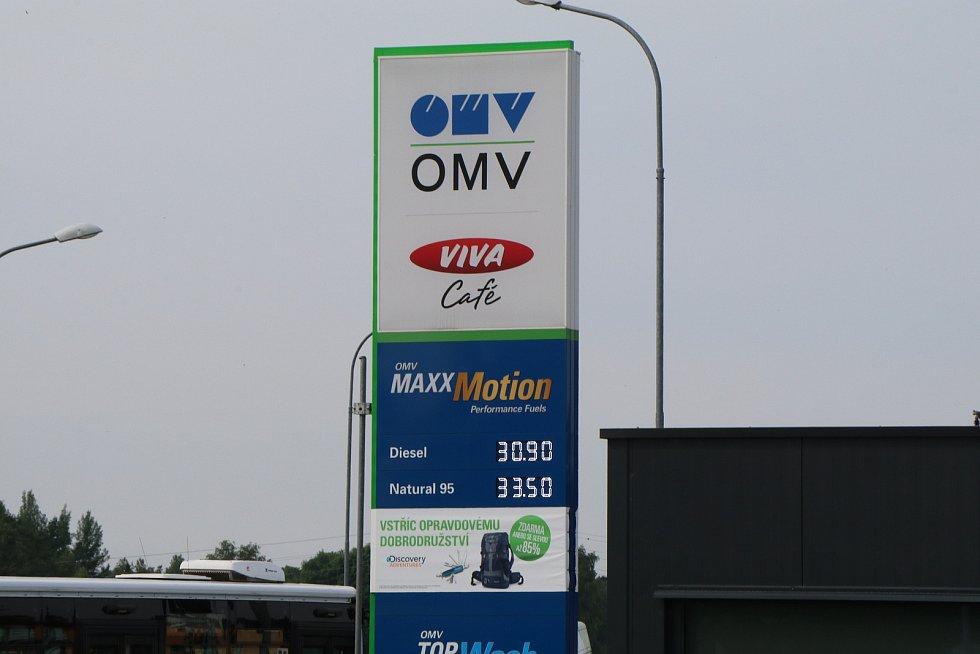Pumpy a jejich ceny v Českých Budějovicích,OMV Litvínovická