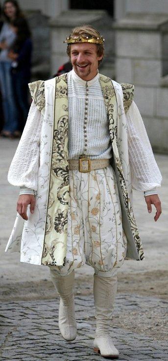 Král Tomáš Klus.