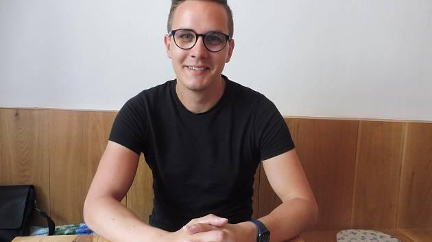 Mladý učitel Lukáš Boček vyhrál celorepublikovou literární soutěž. Povídka mu vychází knižně ve sborníku.