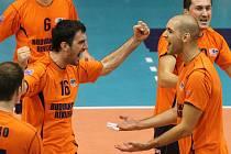 Volejbalisté Českých Budějovic prohráli v Budvě
