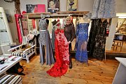 Módní návrhářka Viktorije Morozová představila plesovou kolekci plnou krajek a ženskosti.
