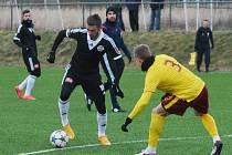 Milan Jurdík proti Vyšehradu dal druhý gól.