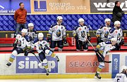 Motor hostil v play off hokejisty z Kladna.
