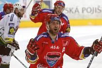 Zkušený centr HC Mountfield Tomáš Vak poprvé ve své kariéře nahlédne do národního týmu.