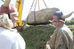 """""""Jihočeský Stonehenge"""" v Holašovicích. Ilustrační foto"""