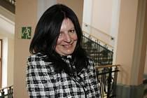 Marie Unterluggauerová u soudu.