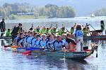 Víkendový 12. ročník Dračího mistrovství lipenské přehrady