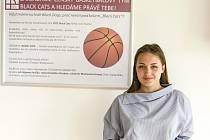 Jihočeská metropole se opět dočká ženského basketbalu. Trenérka Yelizaveta Apanovich.