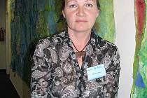 Miloslava Laiblová vyrábí ve Strakonicích keramické knoflíky. Nosí je lidé po celém světě.