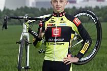 TALENT. Michael Boroš je cyklistickou nadějí. Vysoké cíle si dává i pro nadcházející cyklokrosovou sezonu.