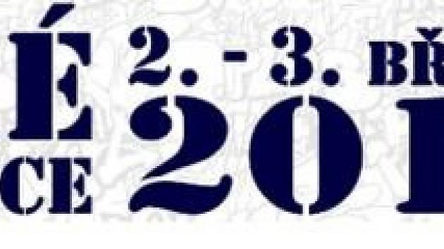 Logo budějovických závodů.