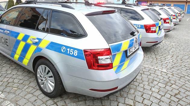 Policie vyhmátla násilnici.