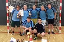 Tradiční turnaj v Táboře vyhrál tým z  Prachatic.