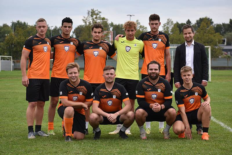 V úterý se v Českých Budějovicích uskutečnilo okresní kolo 2. ročníku Zaměstnanecké ligy Deníku. Zúčastnil se tým VŠTE.