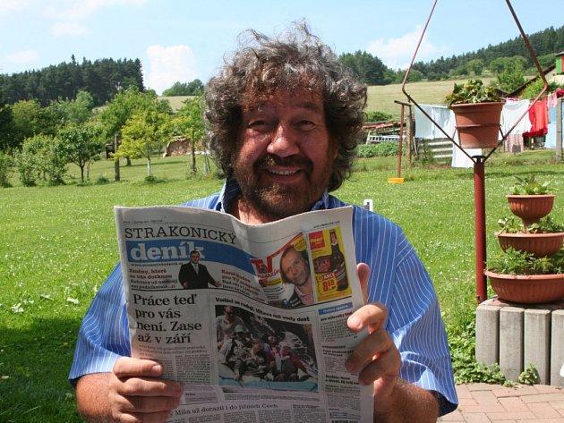 Režisér Zdeněk Troška začne v květnu natáčet na jihu Čech novou komedii. Dal jí název Babovřesky.