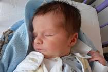 Ondřej Pojar se narodil v pátek 18.4.2014 v 9 hodin a 58 minut a sestřičky v porodnici mu navážily krásných 3,34 kg kilogramů. Doma v Českých Budějovicích už se něj moc těší tříapůlletý bráška Lukášek.