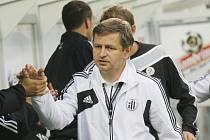 Podzimní sezonu Dynama hodnotil trenér Miroslav Soukup.