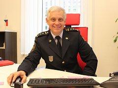 Ředitel jihočeských profesionálních hasičů Lubomír Bureš slibuje návštěvníkům mistrovství mimořádný zážitek.