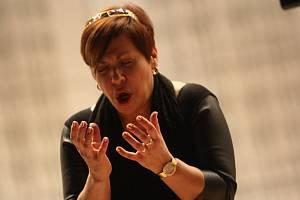 Mezzosopranistka Dagmar Pecková.