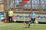 Dynamo hostilo v sobotu Třinec.