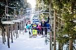 Nejen sjezdovky, ale také lanovka. To jsou jen některé z novinek, které si na letošní zimu připravili pro návštěvníky ve Skiareálu Lipno.