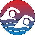 Ilustrační symbol dálkového plavání.