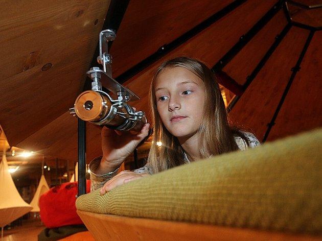 Písecká galerie Sladovna otevřela velkou hravou výstavu, kníž autory inspiroval Leonardo da Vinci. Potrvá do 30.dubna 2017.