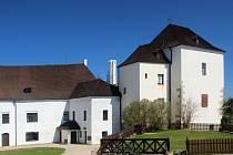 Státní hrad Nové Hrady.