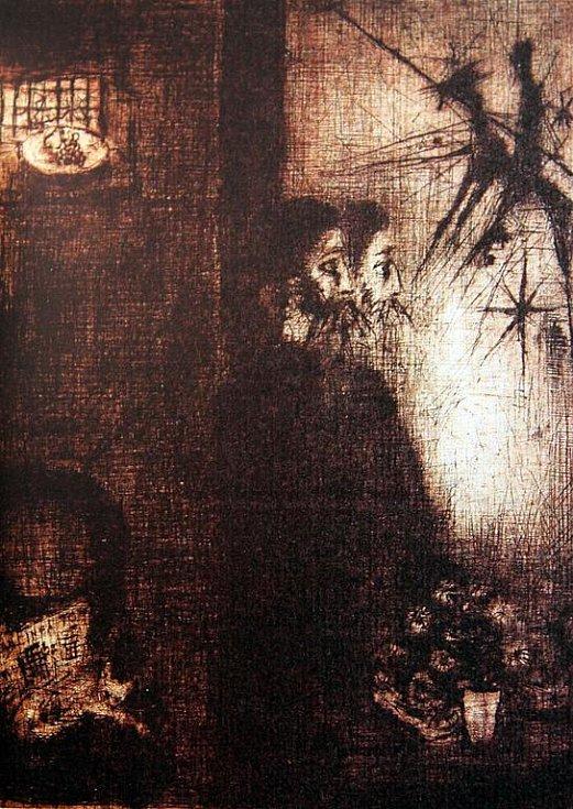 V českobudějovické Komorní galerii bude od pátka k vidění výstava děl Bohuslava Reynka a francouzské básnířky Suzanne Renaud.