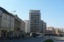 Vyhlídková kavárna Perla by se mohla vrátit do nejvyššího patra Koldomu v budějovické Pražské třídě.