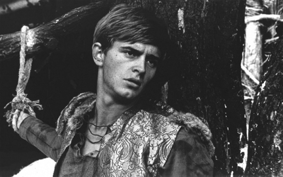 Tanečník Vlastimil Harapes ztvárnil mladého německého henavského biskupa.