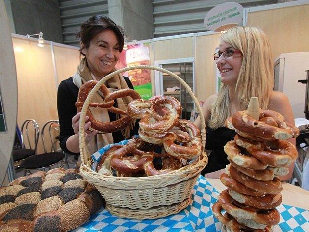 Festival Gastrofest v Českých Budějovicích.